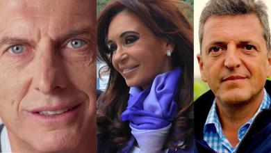 Photo of Encuesta: ¿Qué candidato elegirías para presidente?