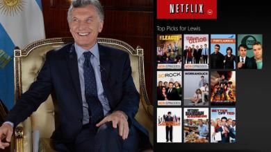Photo of Netflix no publicará documental sobre la corrupción macrista