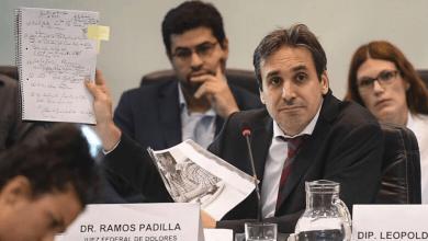Desde las redes sociales se comenzó a convocar a una movilización en apoyo del juez federal de Dolores, Alejo Ramos Padilla.