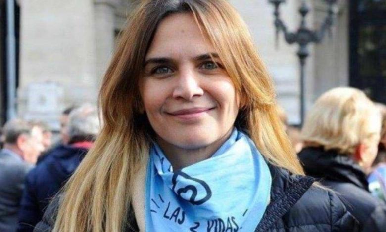 "Photo of Amalia Granata: ""Antes de ser presidenta quiero ser gobernadora"""