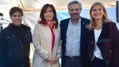 La fórmula que se estudiaba como una posibilidad después de la sugestiva foto de Axel Kicillof y Verónica Magario, junto a Alberto Fernández y Cristina Kirchner, hoy ya fue confirmada por distintos intendentes peronistas.