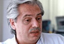 Alberto Fernández dió su opinión sobre el Servicio Cívico Obligatorio