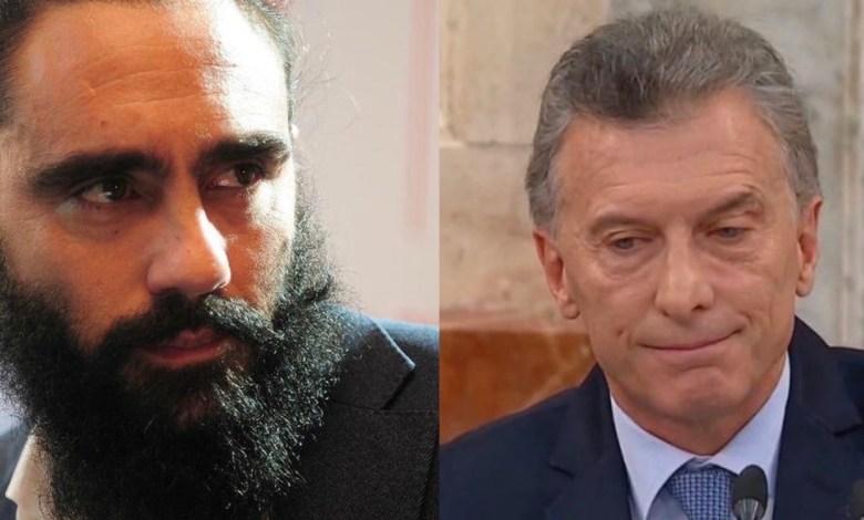 Photo of Juan Pablo Sorin salió a responderle a Mauricio Macri