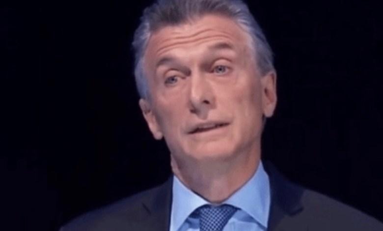 """Photo of Mauricio Macri: """"Es como si le dieras la tarjeta de crédito a tu mujer"""""""
