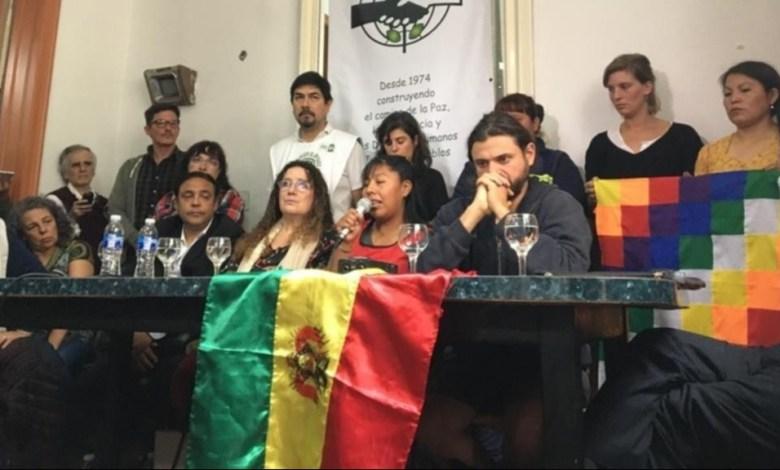 Photo of Agreden a delegación argentina en Bolivia