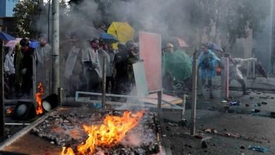 Photo of Sanguinaria jornada de protestas «prodemocracia» en Hong Kong