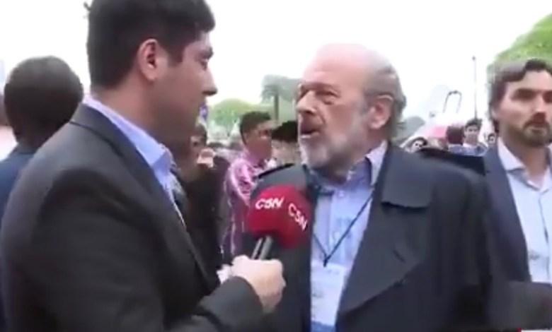 Photo of Diputado de Cambiemos amenazó a periodista de C5N