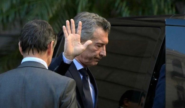 Photo of Macri no reconoce a la autoproclamada Jeanine Áñez
