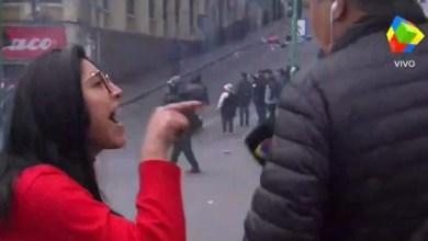 Photo of Golpistas bolivianos intentan linchar a periodista argentino