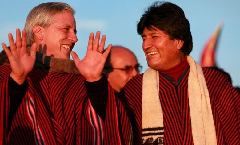 Photo of Evo Morales ya está en la Argentina y planea quedarse