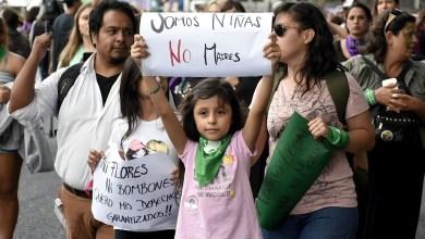 """Photo of Socorristas en Red lanza nueva campaña: """"En un mundo justo las niñas no son madres"""""""