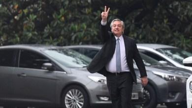 Photo of La chicana de Alberto Fernández a Macri en su primer día en Casa Rosada