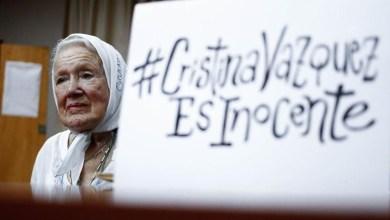 Photo of Tras 11 años en prisión declaran inocente a Cristina Vázquez