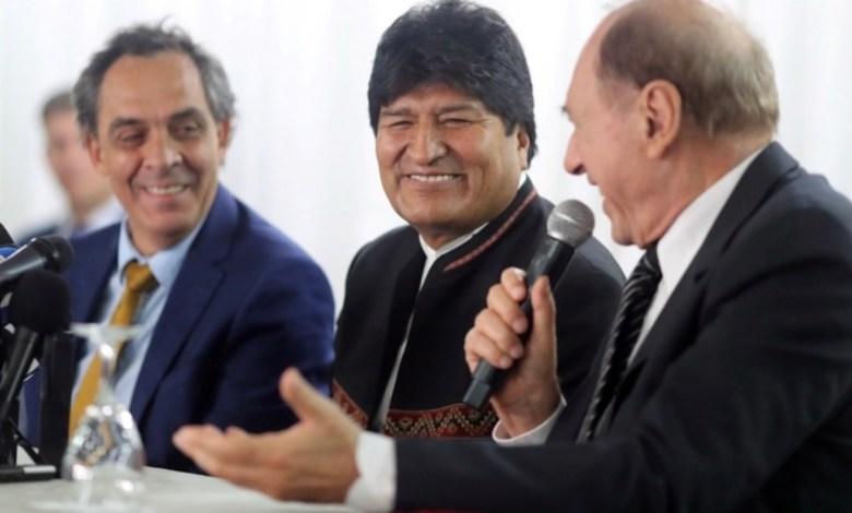 Photo of La advertencia de Evo Morales a las autoridades golpistas