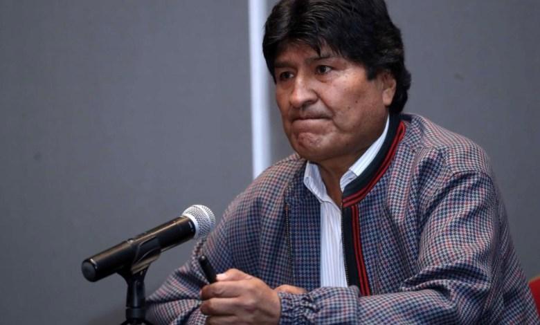 """Photo of Evo Morales: """"Nos duele seguir viendo cómo destruyen una economía estable"""""""