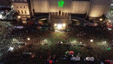 Photo of La marea verde en el Congreso y un solo grito #AbortoLegalYa