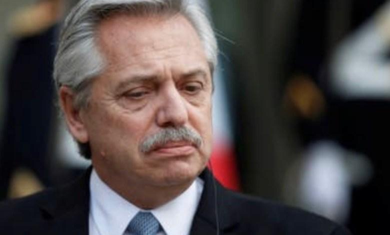 """Photo of Alberto Fernández: """"No me va a temblar el pulso para prorrogar la cuarentena"""""""