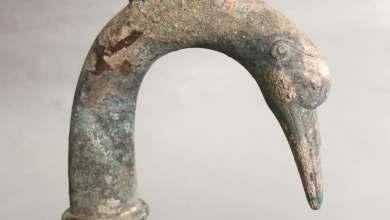 Photo of Hallan vasija de más de 2000 años de antigüedad con extraño líquido en su interior
