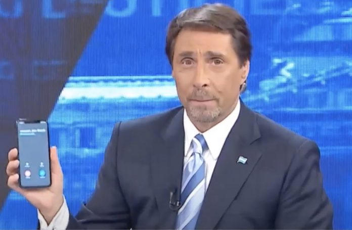 Photo of ¿El macrismo intentó apretar a Eduardo Feinmann al aire?