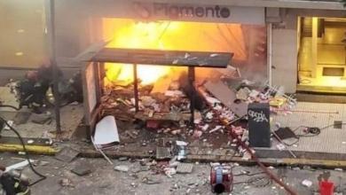 Photo of Impactante explosión se cobró la vida de dos bomberos en Villa Crespo
