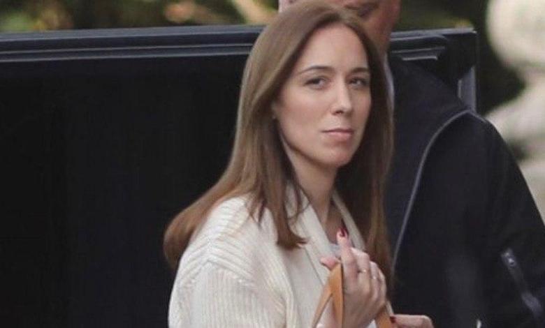 """Photo of María Eugenia Vidal rompió el silencio: """"Esto no es justicia"""""""