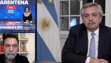Photo of IMPACTANTE: Alberto Fernández le tuvo que dar una clase de derecho en vivo a Cristina Pérez