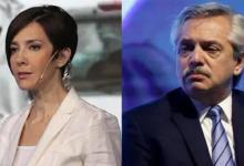 Photo of Cristina Pérez cuestionó el anuncio de Alberto Fernández