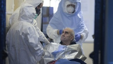 Photo of Hospitales porteños empiezan a discutir quién vive y quién muere