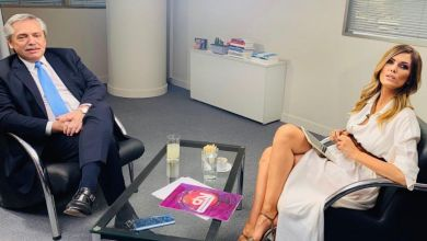 """Photo of Viviana Canosa contó que recibió mensajes """"intimidatorios"""" del Presidente a su celular"""