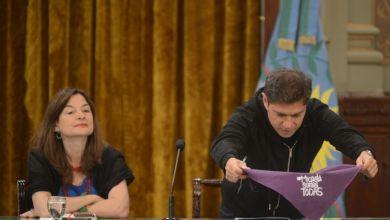 Photo of En Buenos Aires, el Ministerio de las Mujeres implementará la Ley Micaela