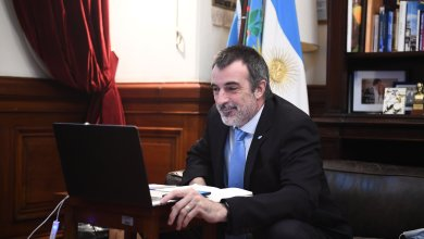 "Photo of Esteban Bullrich: ""Cristina Kirchner me censuró"""
