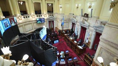 """Photo of Cruce entre Cristina Kirchner y Martín Lousteau en el Senado: """"Aceptemos el juego"""""""