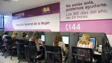 Photo of En la cuarentena, la línea 144 recibió un 48% más de llamados por violencia de género