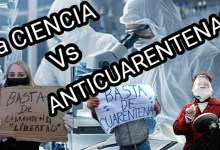 Photo of LA CIENCIA VS. ANTICUARENTENAS
