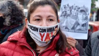 """Photo of Madre de Facundo Astudillo Castro: """"Al presidente lo miré a los ojos, y me dejó tranquila"""""""