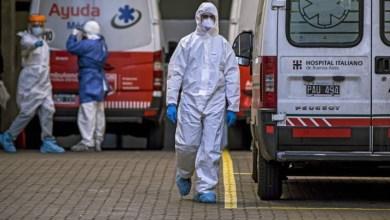 Photo of Nuevo récord de casos en el país: Más de 10 mil contagios en las últimas 24 horas