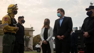 """Photo of Massa, junto a la ministra Frederic: """"La inseguridad no es una sensación, es una realidad"""""""