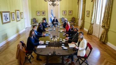 Photo of Con máximos dirigentes, crean un Gabinete Nacional para políticas de género