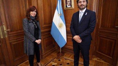 """Photo of Cafiero: La vicepresidenta Cristina Kirchner """"enriquece a este Gobierno"""""""