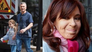 "Photo of Cristina Kirchner: ""No hay argentino más impune que Mauricio Macri"""