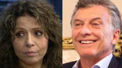 Photo of Patricia Sosa comparó a Mauricio Macri con el General San Martín