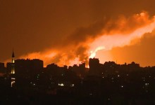 Photo of Israel bombardea al pueblo palestino en la Franja de Gaza