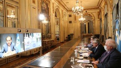 Photo of Alberto Fernández anuncia cómo sigue la gestión de la pandemia desde el interior