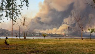 Photo of Los incendios en Córdoba alcanzan Villa Carlos Paz y otros destinos turísticos