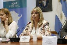 """Photo of Una legisladora del macrismo pidió un """"Falcon verde"""" para Grabois"""