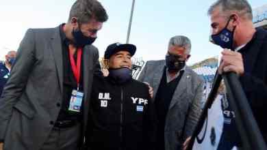 Photo of ¿Tinelli robó foto con Maradona e identidad?