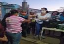 Consejos de pescadores abordó la comunidad de Quisquella en conjunto con el Claps