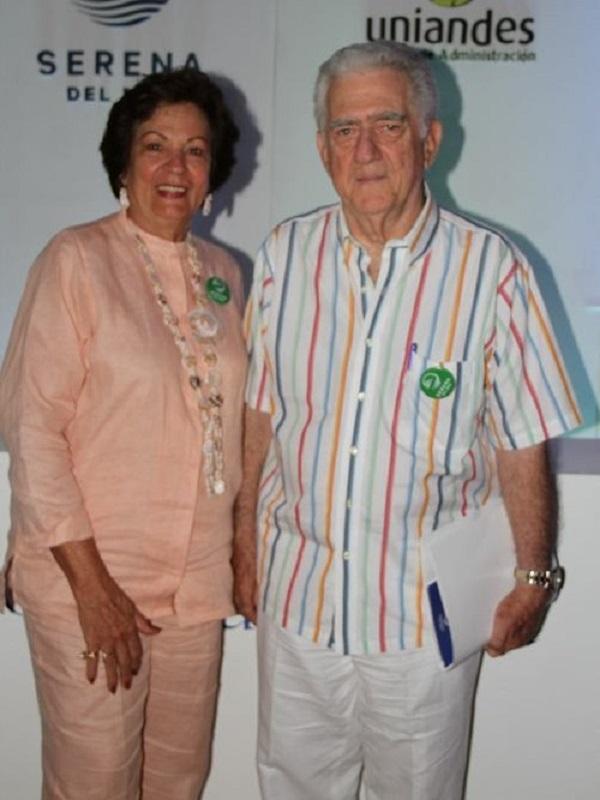 Mayito de Del Castillo y Ramón Del Castillo