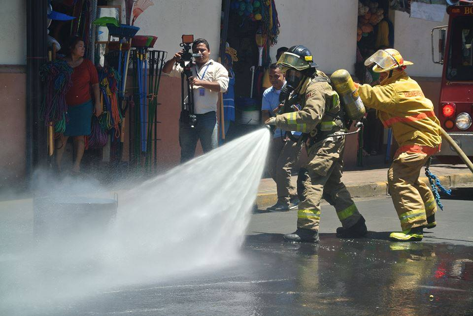 Benemérito Cuerpo de Bomberos de León necesita de apoyo para Semana Santa