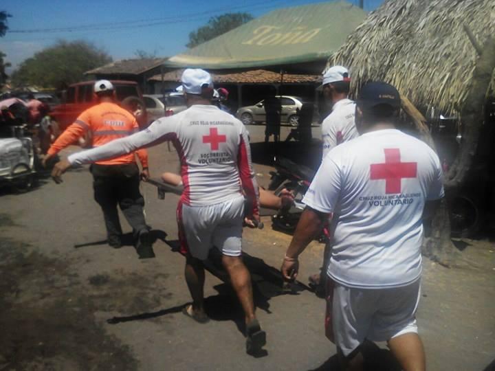 Informaciones Cruz Roja filial León (ULTIMA HORA)